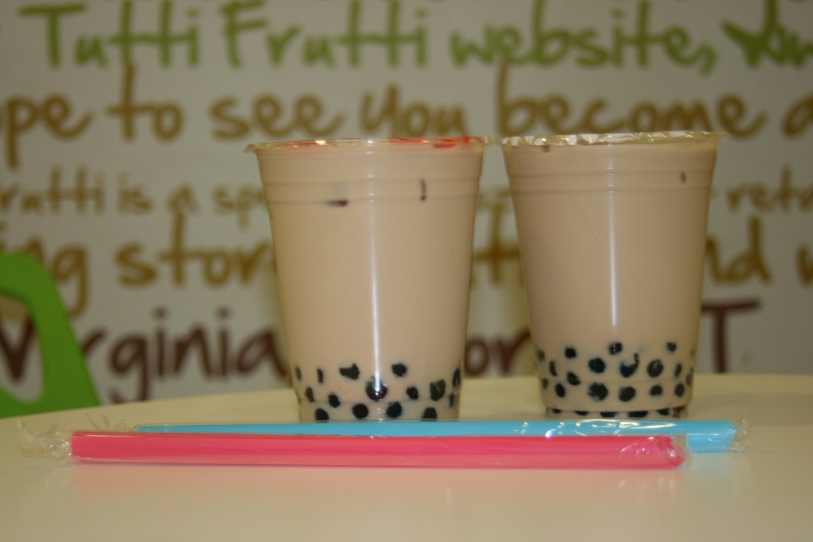 Boba from different places each had a unique taste of its own.