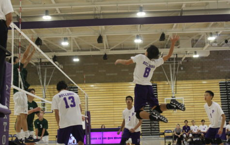 Boys Volleyball Serves up Win Against Irvine