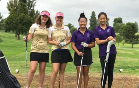 Girls' Golf Extends its Victory Streak