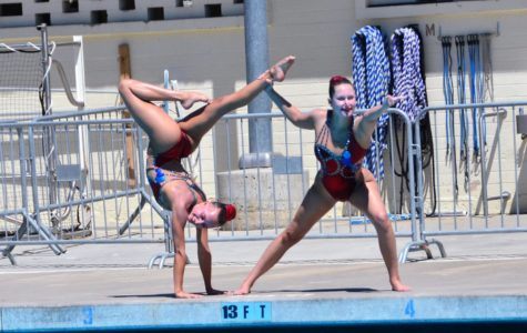 Sophomore Swims to Junior Olympic Glory
