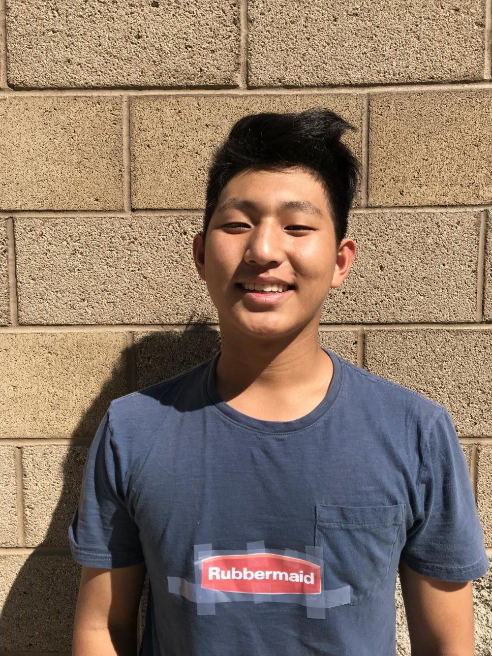 Yu scored a 1570 on the SAT. He is one of the 4,962 students in the nation to achieve this score or higher