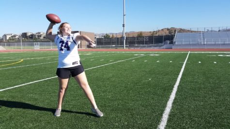 Protecting the Pedigree: First Female Football Player