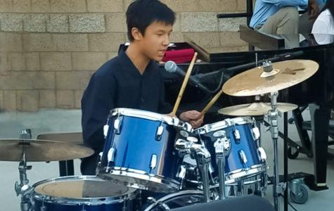 Cardboard Prison: Portola's First Student Band