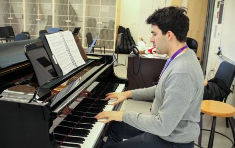 Adrian Rangel-Sanchez: A Passion for Music