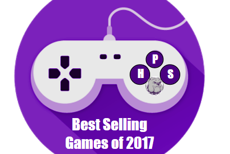 Top 5 Video Games of 2017
