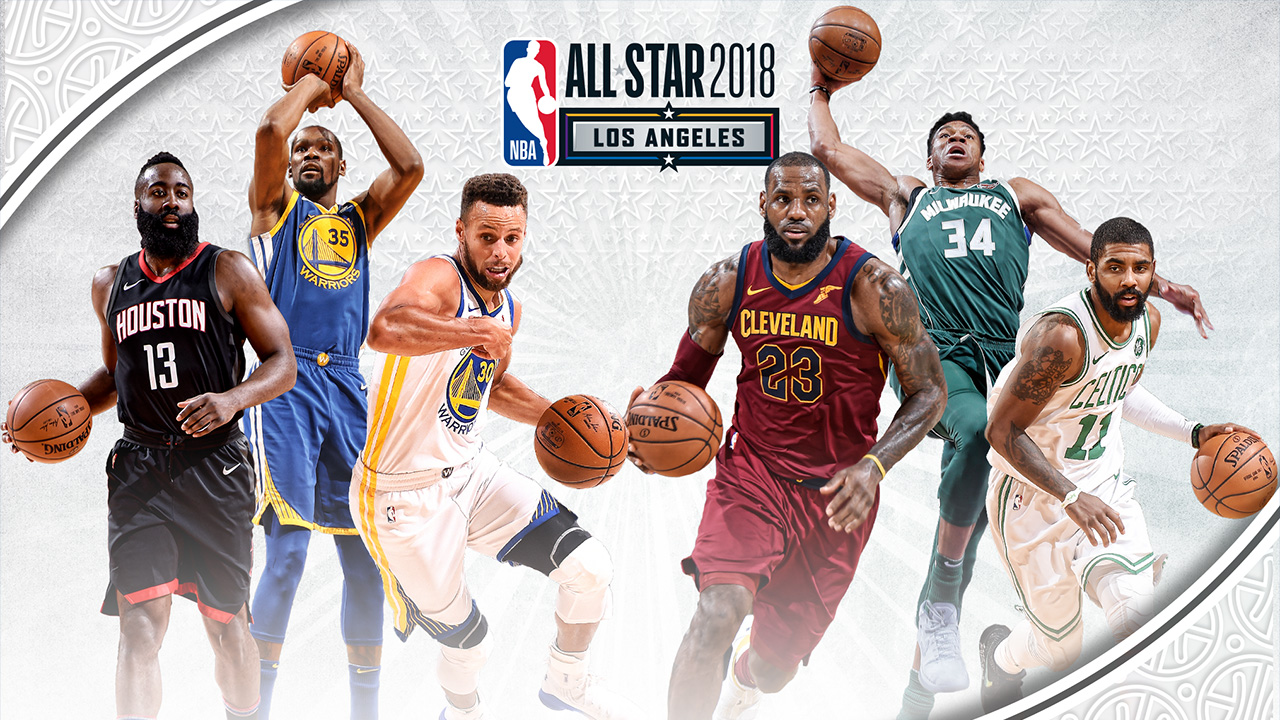 Team Lebron concluded All-Star weekend with a 148-145 victory over Team Steph.