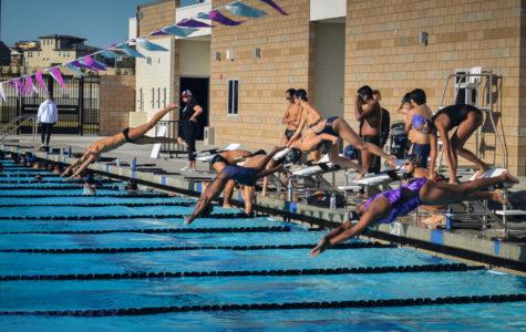 Saying Hello to a CIF Swim Season