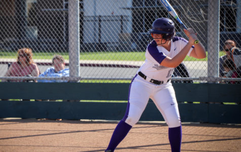 Softball Falls Short at Spring Season's First Game of the Month