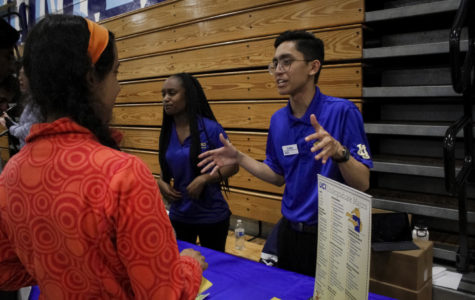 Students Prepare to Pursue Passions at College and Career Fair