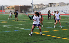 Girls' Lacrosse Closely Falls to El Modena High at Game of the Month