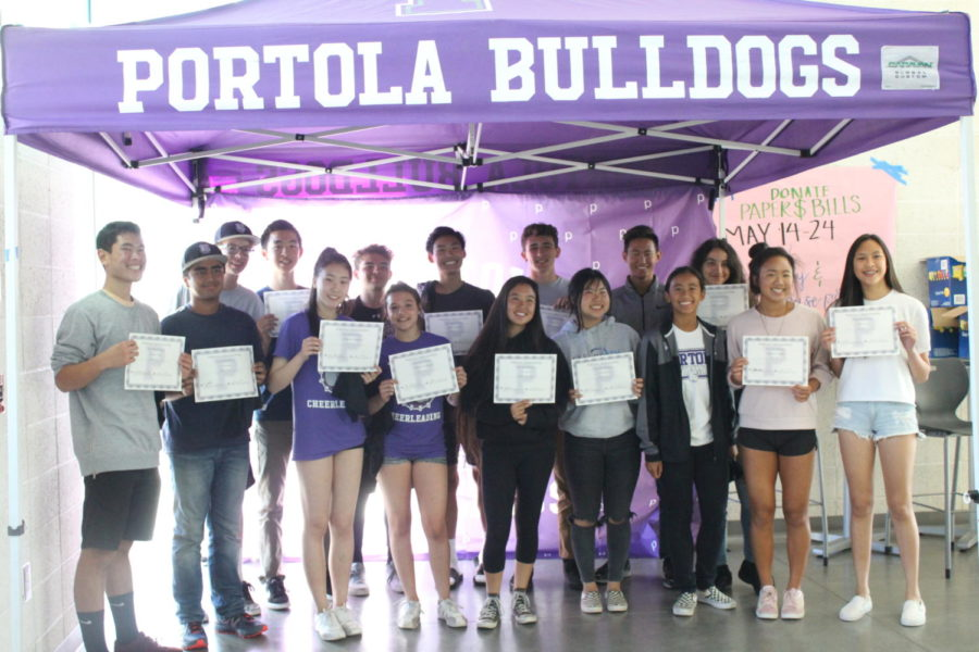 Recognizing Athletes in a Paw-sitive Way at Spring Top Dog