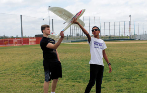 Aviation Club Takes Flight in First Year