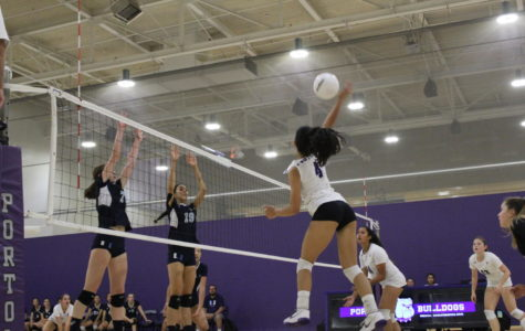 Girls' Volleyball Set Back by Unexpected Loss