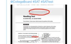 Leaked SAT Exam Causes Concern of Skewed Scores