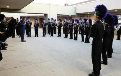 Marching To Victory at Tesoro Field Tournament