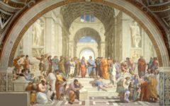 Drawing the Lines in the History of Art