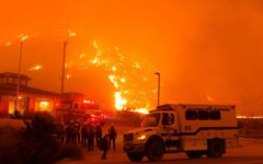 The California wildfires have been ravaging communities for months.
