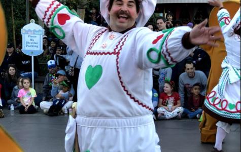 Enter a Winter Wonderland with Disney's Christmas Parade