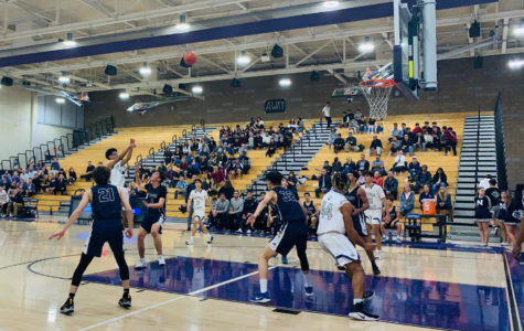 Boys' Basketball Takes A Narrow Defeat at Game of the Week