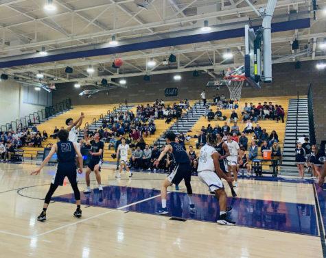 Boys' Basketball Takes First Shot at CIF