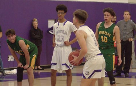 Boys' Basketball Makes it to Second Round of CIF