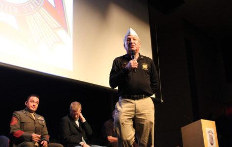 Veterans Reach the Hearts of Hundreds