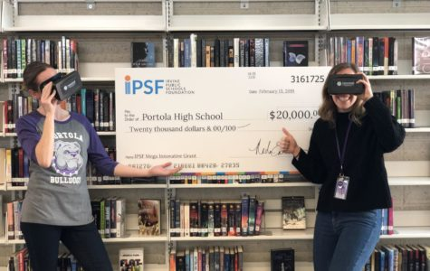 IPSF Awards $20,000 Mega Grant for Augmented Reality Initiative