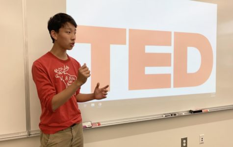 Student Speakers Prep for First TED-Ed Night
