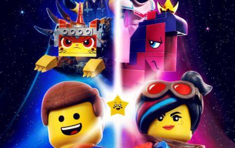 Lego Movie Sequel Builds Up its Creativity
