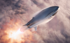 Private Space Industry Launches toward Civilian Space Travel