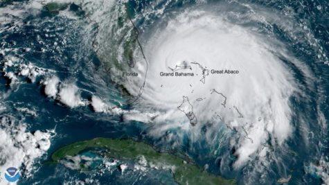 Hurricane Dorian Wreaks Havoc Throughout Atlantic Ocean