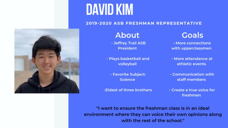 2019-2020 Freshman Representative