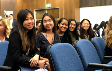 Aspiring Female Students Empowered by Youth Female Civic Leadership Conference