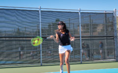 Girls' Tennis Stuns Competition to Maintain Winning Streak