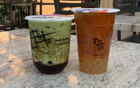 Don't be Chai: Satisfy Your Boba Cravings at OneZo