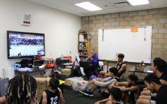 Boys' Basketball Rolls Into New Season