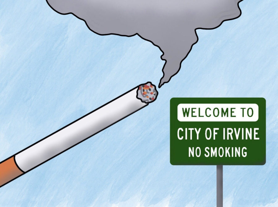 Cigarettes and Vapes go Up in Smoke in Irvine