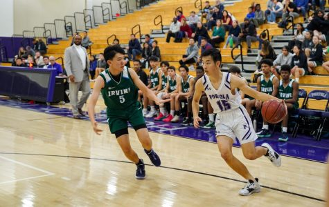 Gallery: Boys' Basketball vs. Irvine 1/16
