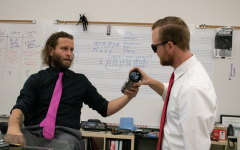 Instrumental Music Teachers Work Together in Perfect Harmony