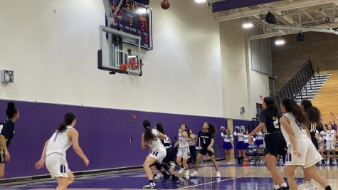 Girls' Basketball Round Two of CIF Playoffs  2/15