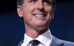 Gov. Gavin Newsom pictured speaking at the California Democratic Party State Convention in 2019 after he entered office in January of that year. As of April 14, New York has 202,208 confirmed cases according to the New York Times, the state has especially been experiencing a shortage in ventilators to supply patients in critical condition.