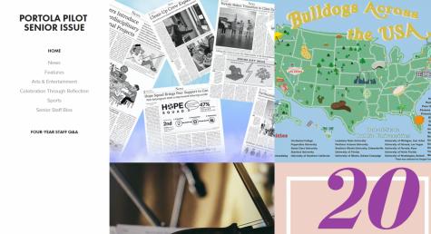2020 Portola Pilot Senior Issue