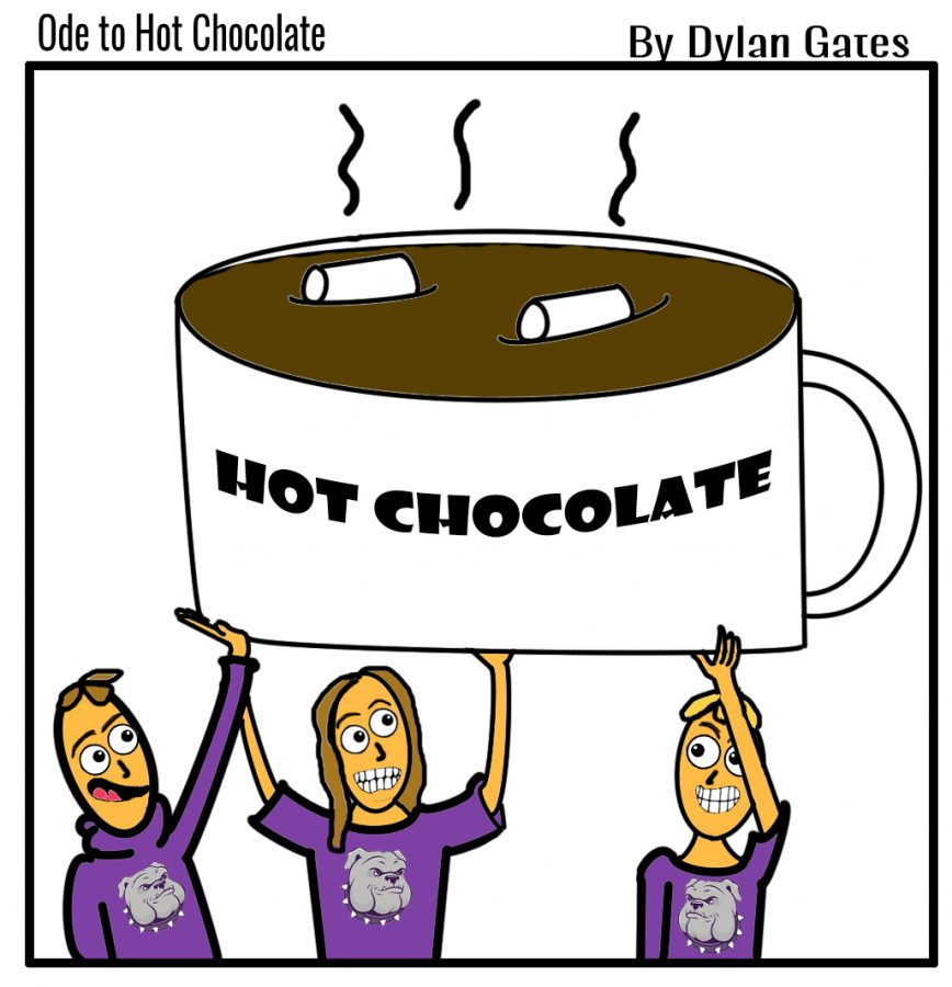 Ode to hot chocolate