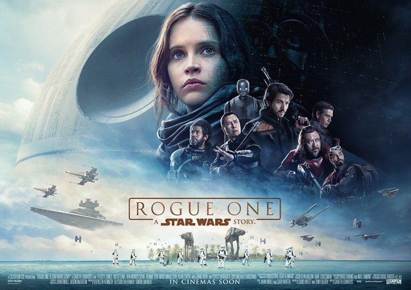 Rogue One Review - I've Got Stardust In My Eyes