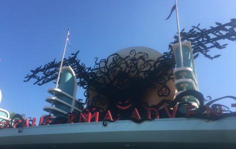 Spending Halloween at Disneyland