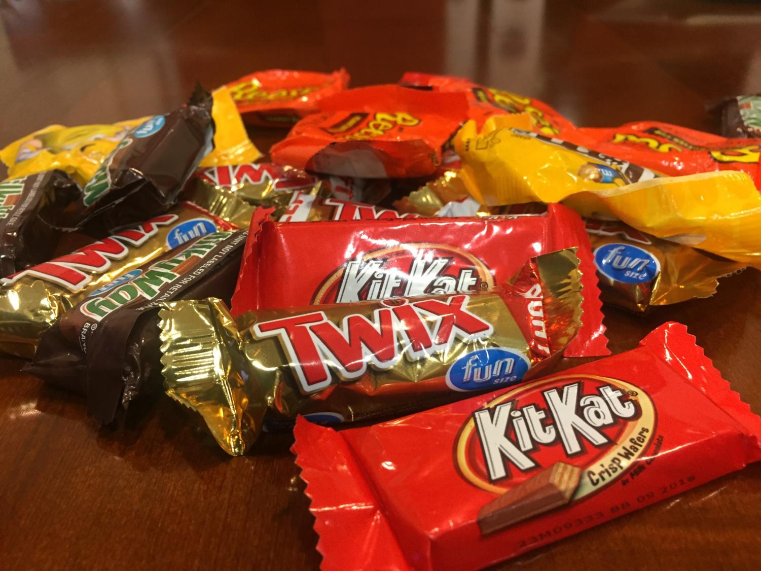 Portola voted for these top five Halloween candies.