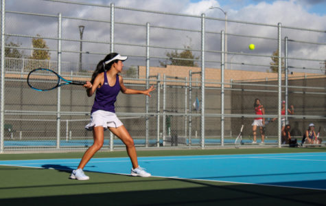 JV Girls' Tennis Wraps Up Season with Loss Against Beckman