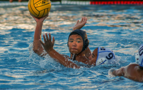 JV Boys' Water Polo's Second Loss Against University