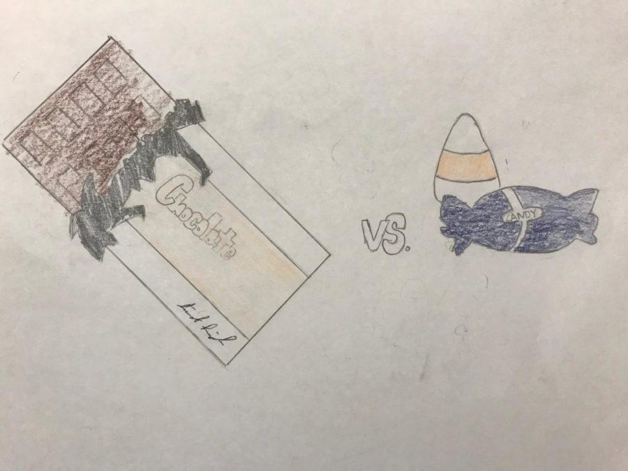 Chocolate+vs+Candy