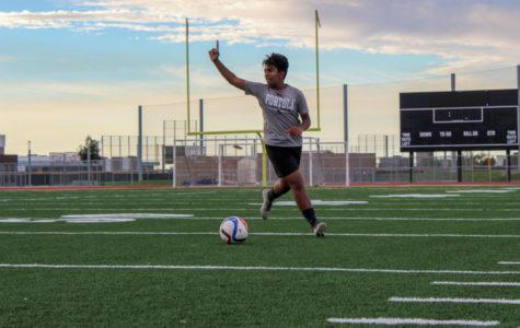 JV Boys' Soccer Shoots Forward into New Season